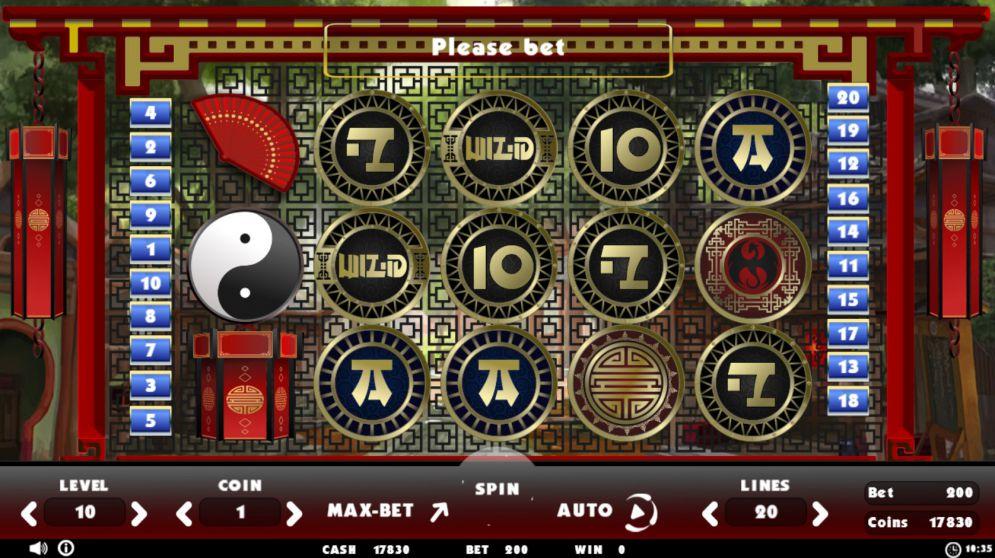 Beating Slot Old China