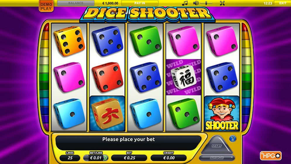 Dice Shooter
