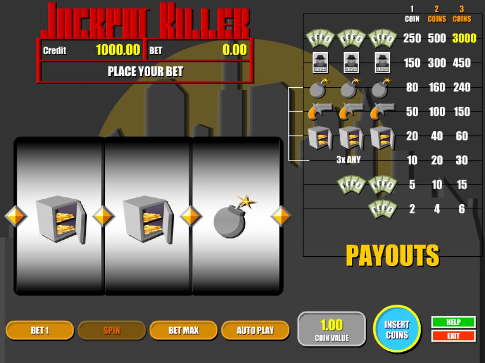 Jackpot Killer