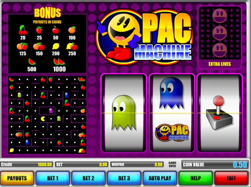 Pac Machine