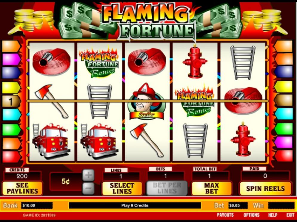 Flaming Fortune