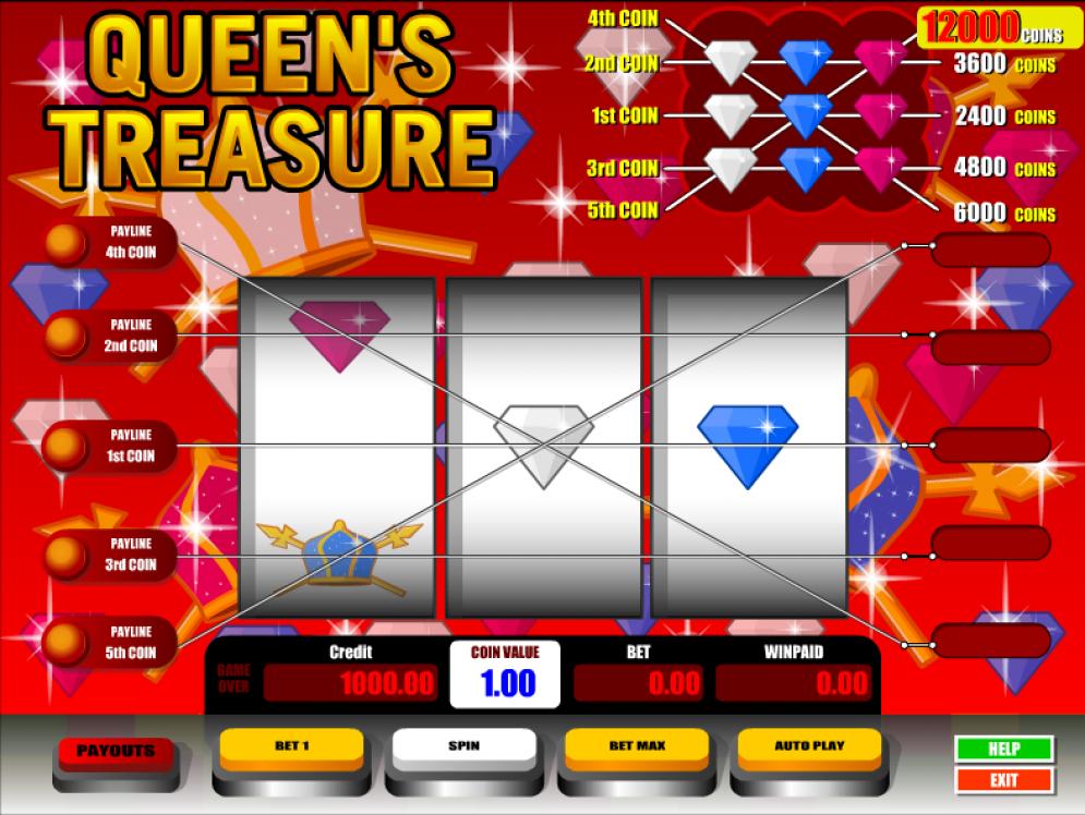 Queen's Treasure