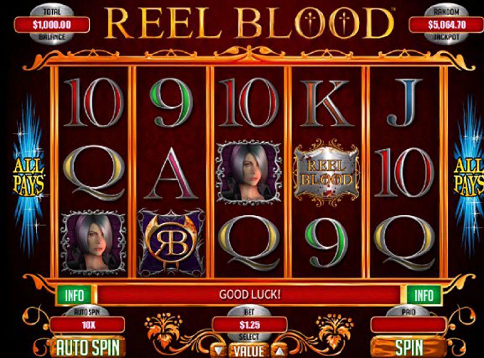 Reel Blood