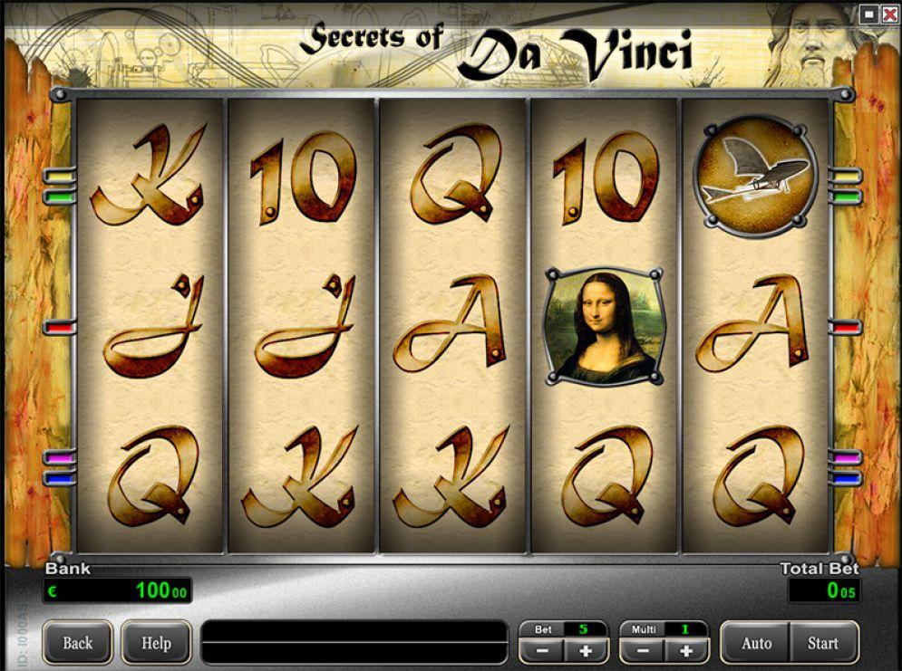 Secrets of Da Vinci