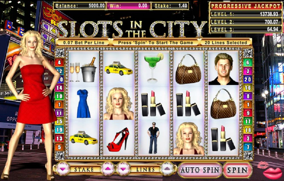 Slots In The City