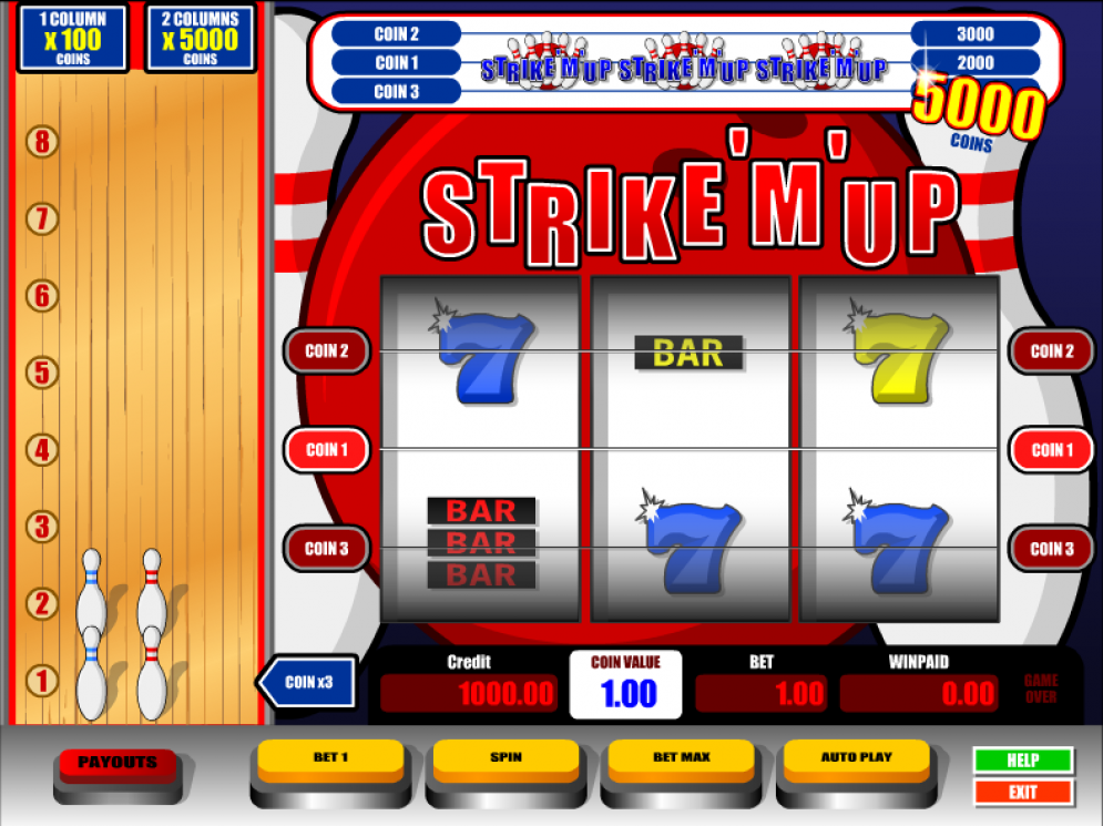 Strike'm'up