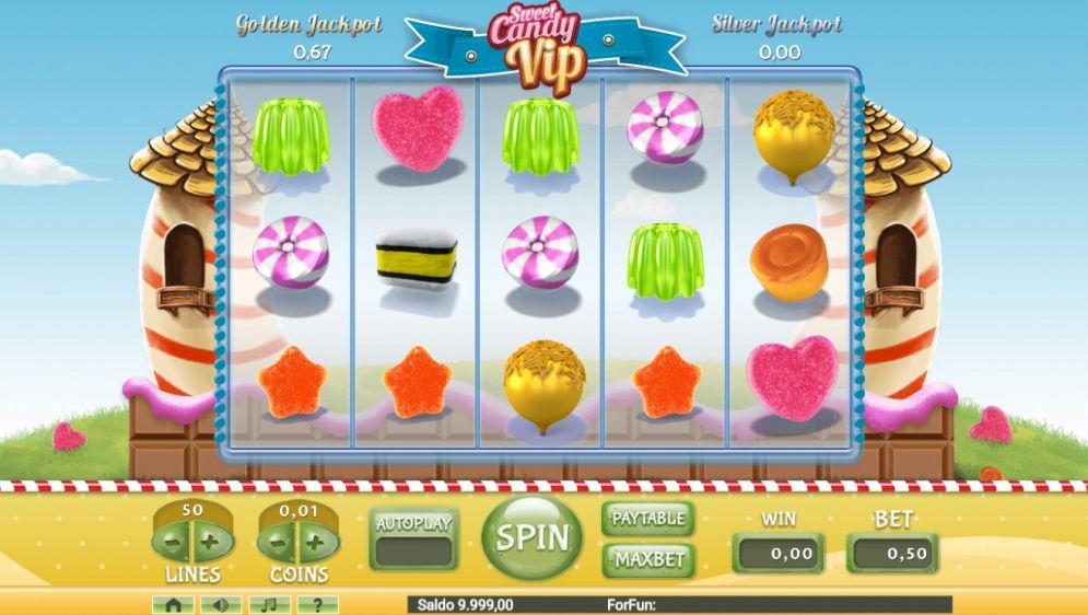 Sweet Candy VIP
