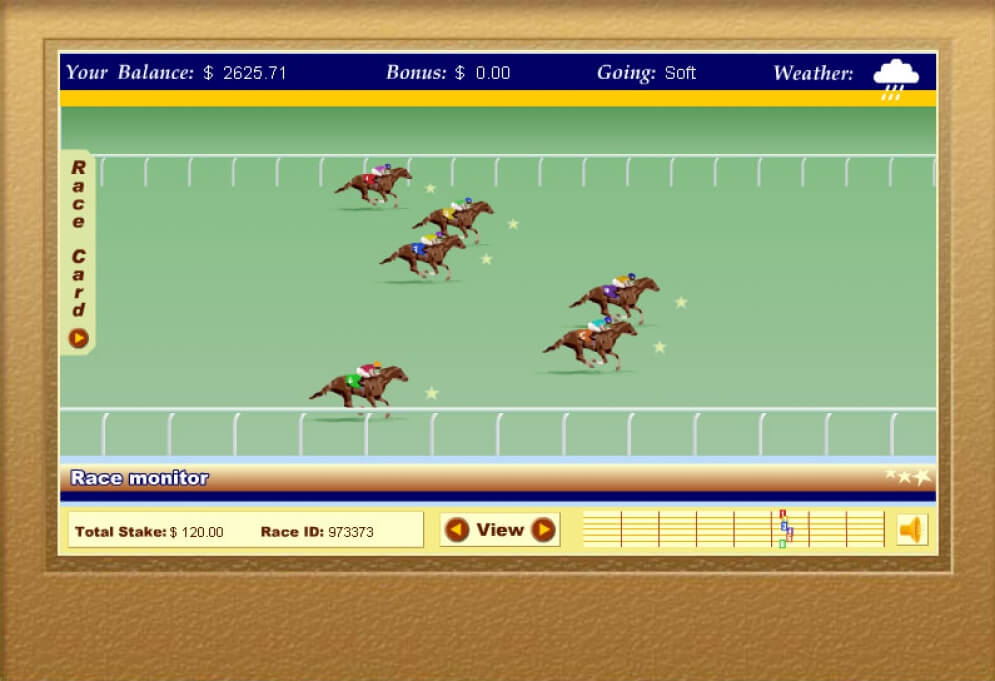 All Star Horse Racing