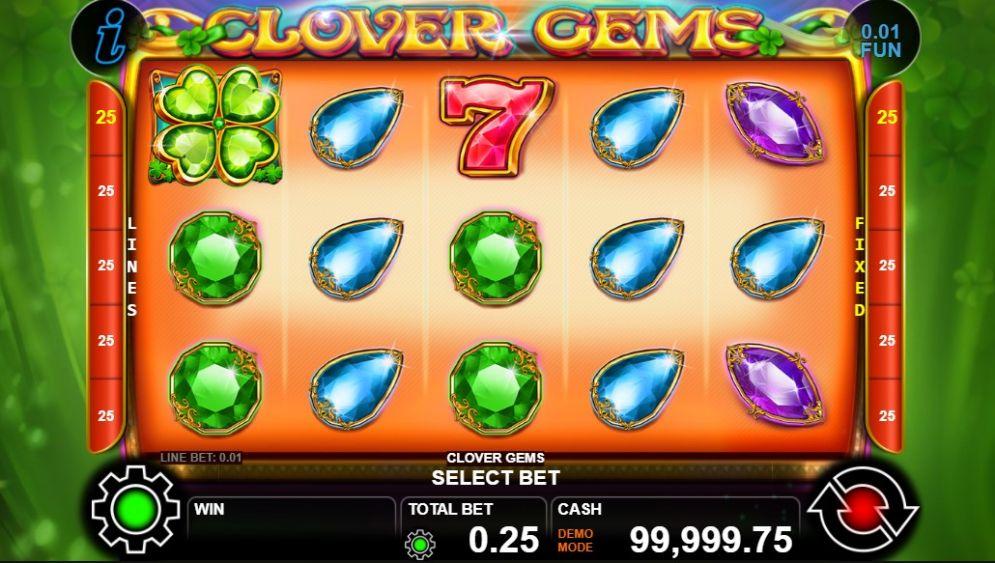 Clover Gems