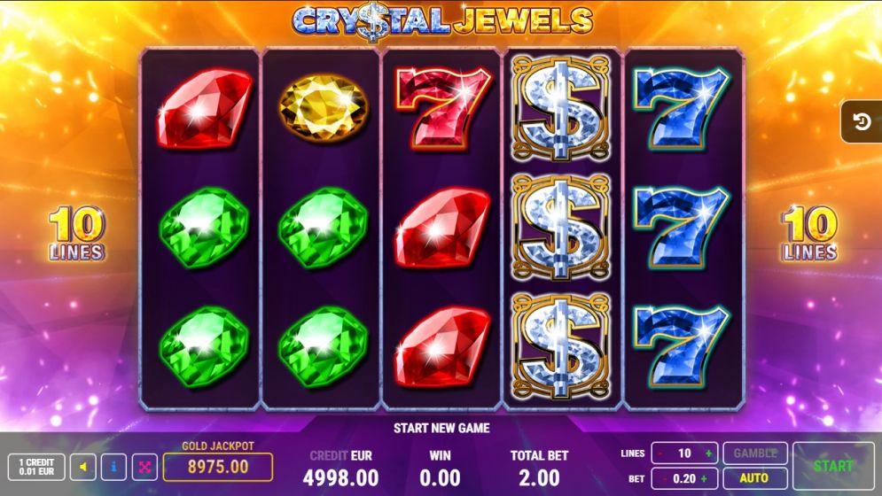Crystal Jewels