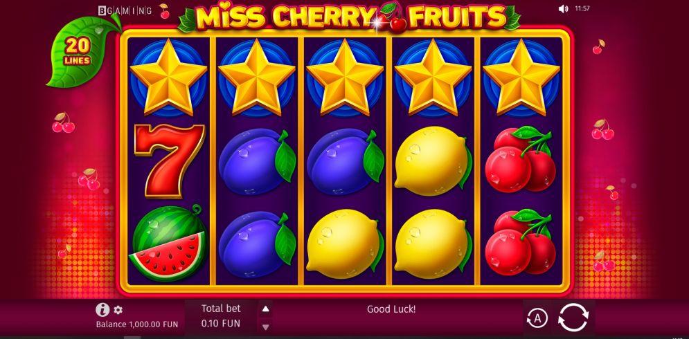 Miss Cherry Fruits